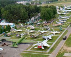 Музей авиационной техники Боровая в Минске