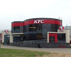 KFC в Минске