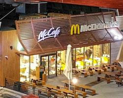 Макдональдс в Бресте