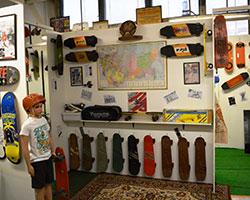 Скейт-музей СССР в Минске